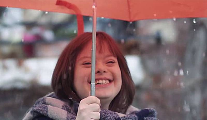 Woman with Down's Syndrome to become France's newest weather presenter