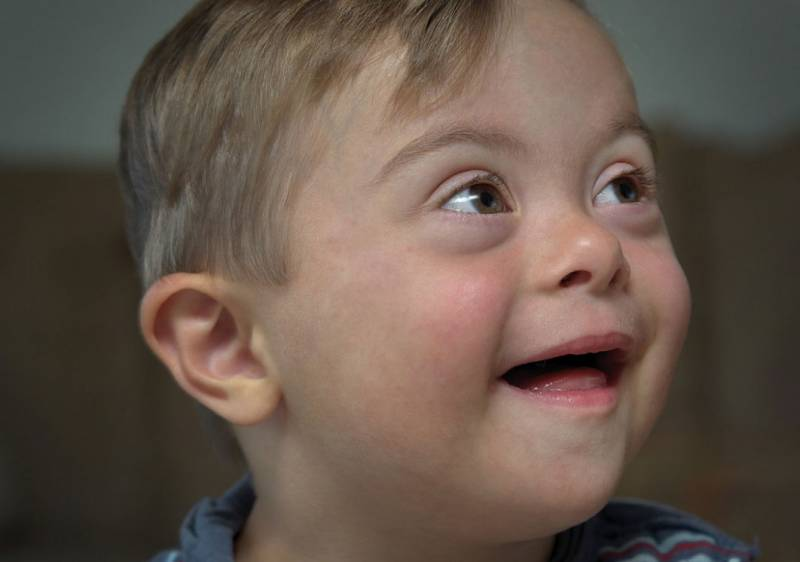 Parents of child with Down syndrome work to shatter misconceptions