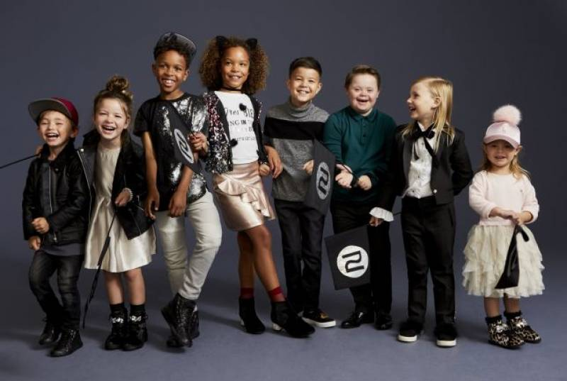 11-year-old boy with Down's Syndrome lands first modeling job as face of River Island